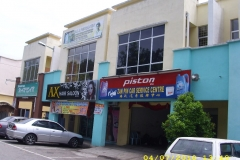 Bangunan Kedai Dua Tingkat